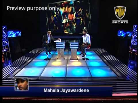 Shaq One on One with Kumar Sangakkara- Part 3