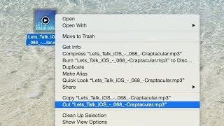 Mac Tip: How to enable Windows-like cut and paste on OS X