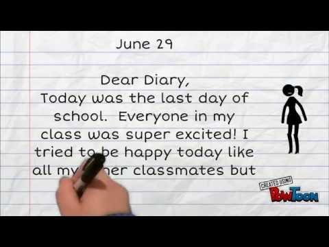 Abeni Diary Entry #1