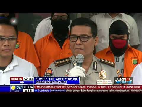 Polisi Bekuk 3 Hacker Asal Surabaya