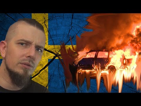 Immigrant Perspective on Car Fires in Sweden