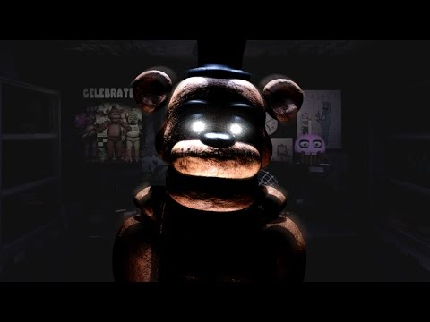 THESE GRAPHICS! | Unreal Shift at Freddy's