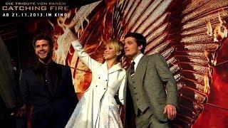 Die Tribute von Panem - Catching Fire: Deutschlandpremiere