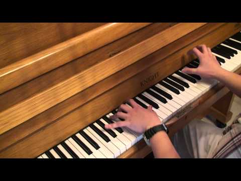 Katy Perry Ft. Kanye West - ET Piano by Ray Mak
