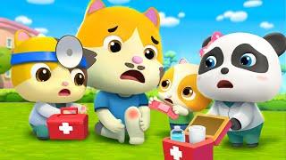 Песня бо бо Кошка Мими Развивающие песенки для детей Сборник песен для малышей BabyBus