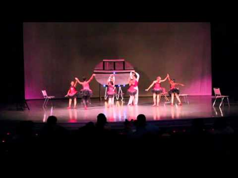 Inspired Movements Dance Acacdemy - A house is not a home- Ballet-cut.avi
