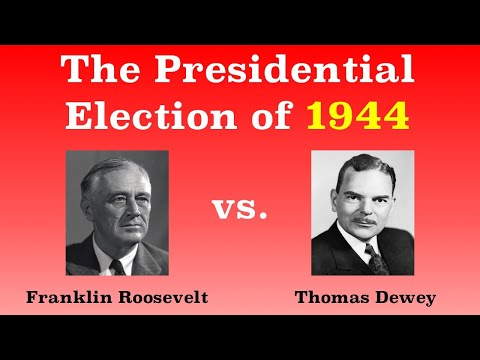 The American Presidential Election of 1944