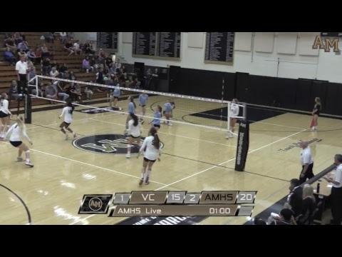 Archbishop Mitty vs. Valley Christian Women's Varsity Volleyball