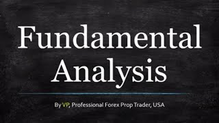 Forex Fundamental Analysis - You Don't Need It