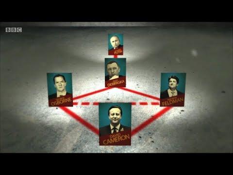 Putin was 3 degrees of separation from David Cameron. Oleg Deripaska.The Russian 'dirty' money.