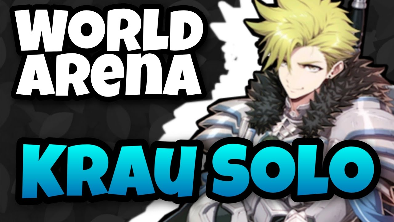 Download RTA, but I CAN'T Cleave - Epic Seven (World Arena)