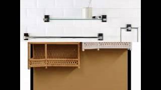 Bathroom Wall Shelves Ideas