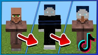 Ich TESTE VIRALE Minecraft TIKTOKS in Craft Attack 8