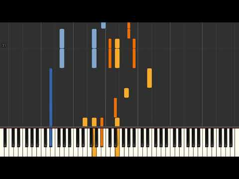 Smooth Jazz Club at Midnight Buddha Cafe (Piano Bar) - Piano tutorial