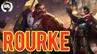 Rourke the Graves of Aov