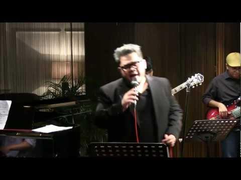 Indra Aziz Ft. Artidewi - So Amazing @ Mostly Jazz 11/02/12 [HD]