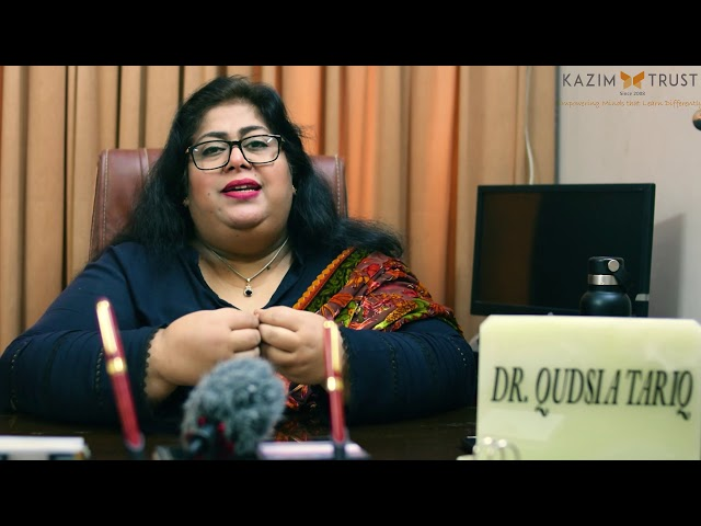 On the occasion of Children's Day 2020, Watch Dr. Qudsia talking about ADHD awareness in Pakistan.