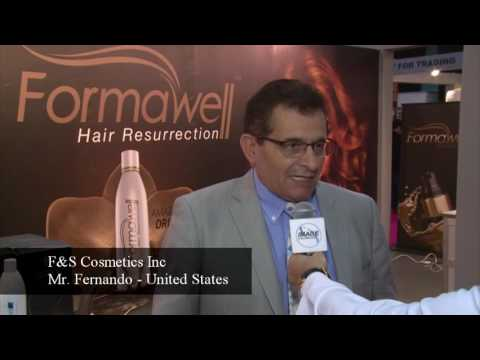 Saudi Health and Beauty 2015: F&S Cosmetics Inc