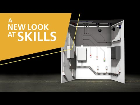 A New Look At Skills, 2015: 18 – Electrical Installations