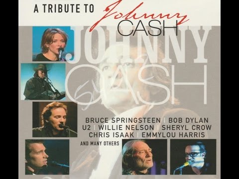 Give My Love To Rose by Bruce Springsteen from An All Star Tribute to Johnny Cash