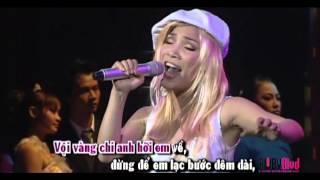 Karaoke - Em Về và Bạc Tình Hong Ngoc DVH