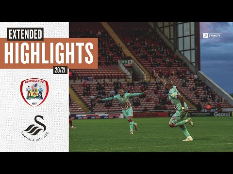 Barnsley Swansea Goals And Highlights