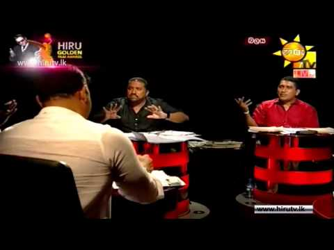 Hiru TV - Balaya - Political Discussion - 2014-10-16