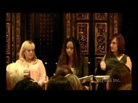 Tracie Thoms, Elizabeth De Razzo and Jen Lilley s from