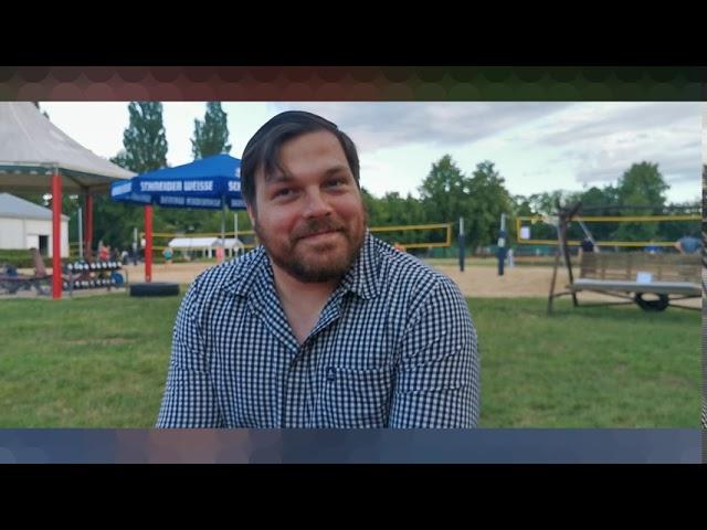 Sommerinterview mit Sebastian Eickmann