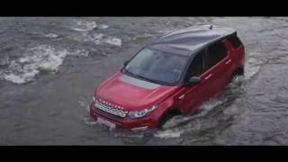 Роуд-шоу Jaguar Land Rover 2016   Красноярск