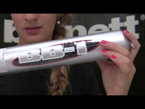 balle senior aluminium barnett BBAL-1 Kit de baseball batte