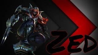 Η ιστορία του Zed!!!