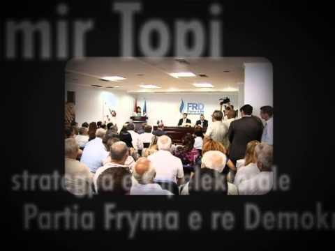 Bamir Topi ne Debat - 19 Tetor 2012 - Vizion Plus - Trailer