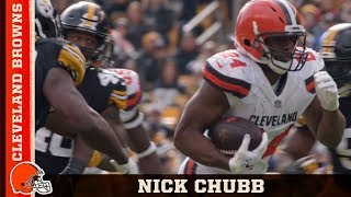 Nick Chubb is a Silent Assassin on the football field | Cleveland Browns