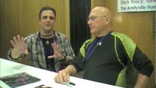 Bonus Features at Con X KC: James Tolkan interview
