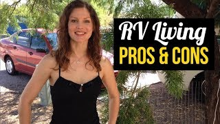 RV Living - Pros and Cons thumbnail