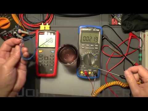 Holdpeak HP-770D True RMS Multimeter Review