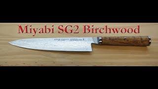 Miyabi SG2 Birchwood Knife Review