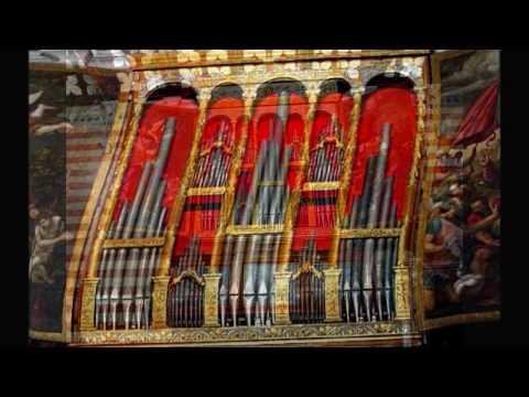 Gioseffo Guami (1542-1611/12) - Toccata del secondo tono (M. Raschietti - Organ)