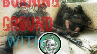 OP: Burning Ground Down Pilot