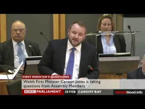 Welsh Assembly - First Ministers' Questions - 28th February 2012