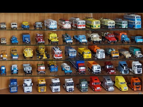коллекция масштабных стендовых моделей за 22 года 1:87 1:72 1:43 1:35 Collection Of Scale Models