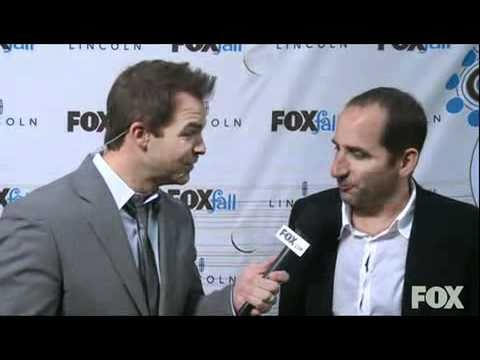 FOX Fall Eco-Casino Party 2010 - Interview with Peter Jacobson from House