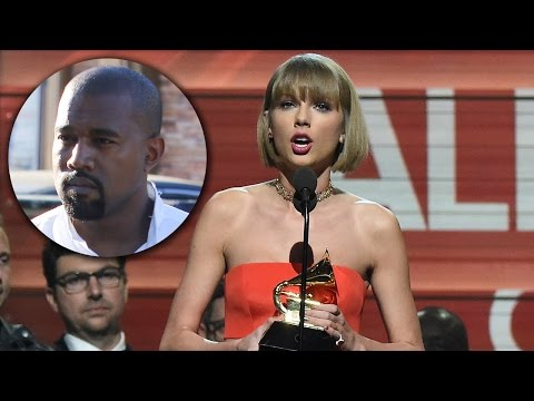 Taylor Swift Slams Kanye West During 2016 Grammys Speech