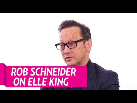 Comedian Rob Schneider Opens Up About Daughter Elle King