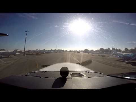 Taxi to Parking Cessna 172S G1000