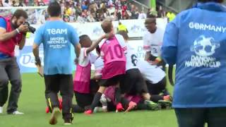 Top 5 victory celebrations - World Final - Danone Nations Cup 2016