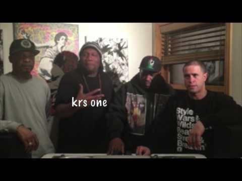 KRS ONE ADMITS HE MADE ERRORS TRYING TO TEACH HIP HOP HISTORY