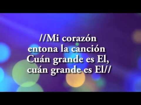 CUÁN GRANDE ES ÉL - Crystal Lewis   Musica.com