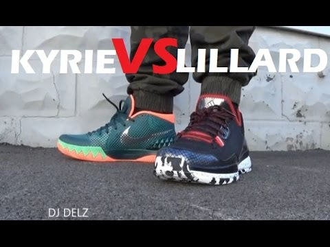 Lillard Shoes Review